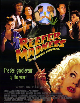 Reefer Madness: The Movie Musical movies
