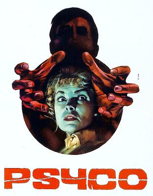 -Imagenes raras e inconseguibles del cine de terror- - Página 2 Psycho+Italian+Poster+Art+Anthony+Perkins+Janet+Leigh
