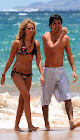 Ashley Tisdale mit Freund