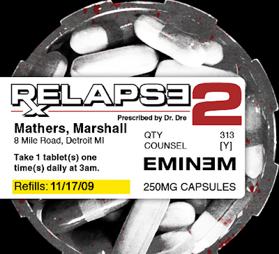 Relapse 2 Cover