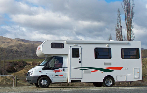 Elegant Motorhome Rental Slovenia  TransportWayseu