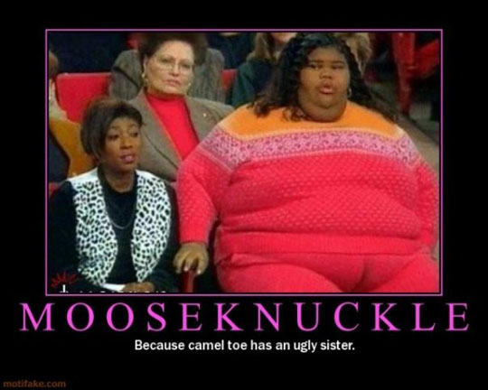 fat people in leggings. fat people is genitalia.