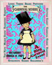 Lisa Kettel's Fun Carnival Soiree!