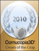 Cornucopia3D Gallery Award