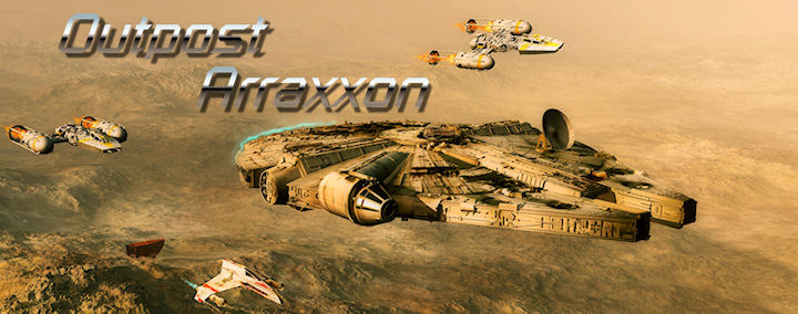 Outpost Arraxxon