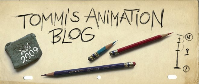 Tommi's Animation Blog