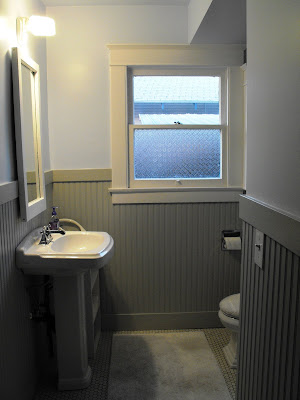 Good Home Construction's Renovation Blog: Vintage 1920's Bathroom ...