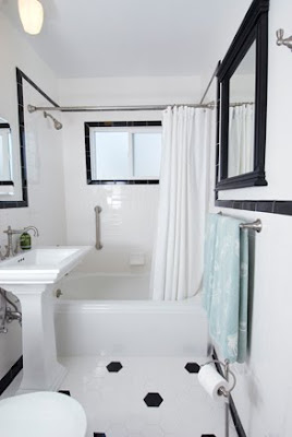 Good home construction 39 s renovation blog pro pictures of for Bathroom designs 1940s
