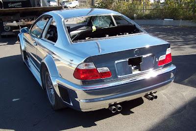 BMW M3 E46 last study
