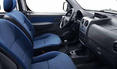 Салон Peugeot Partner Origin