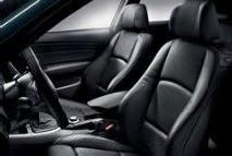 BMW Sports seats