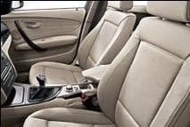 BMW 1 Standard seats