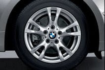 BMW light-alloy wheels V-spoke 255