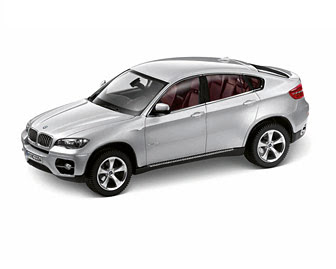 BMW X6 (E71) Grey miniature