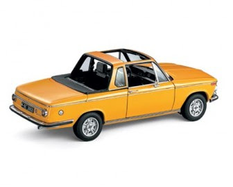 BMW 2002 Convertible - 1971/73 miniature