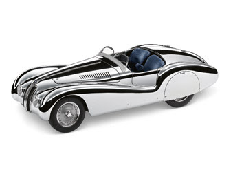 1940 BMW 328 Roadster Mille Miglia miniature