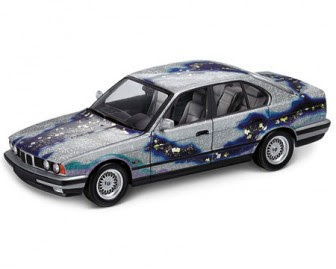 BMW 535i Art Car Matazo Kayama miniature