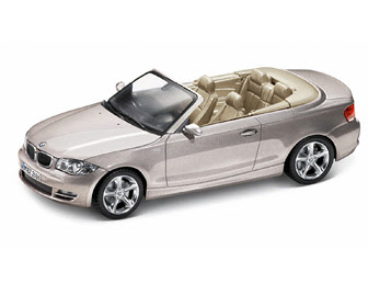 BMW 1 Convertible E88 miniature