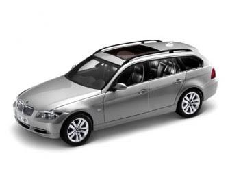 BMW E91 Titanium Silver miniature