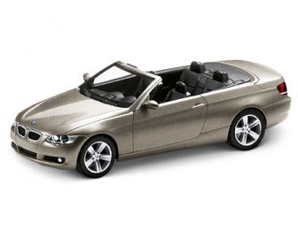 BMW 3 Series E93 Platinum Bronze miniature