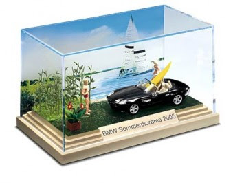 BMW Summer Diorama 2005