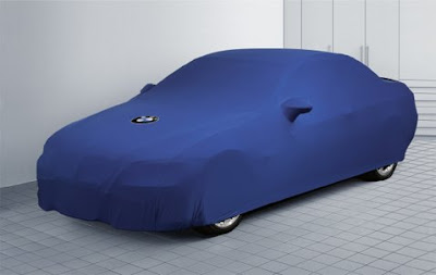 BMW Indoor car cover