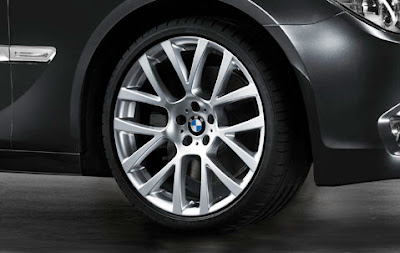 BMW Double spoke 238 – wheel, tyre set