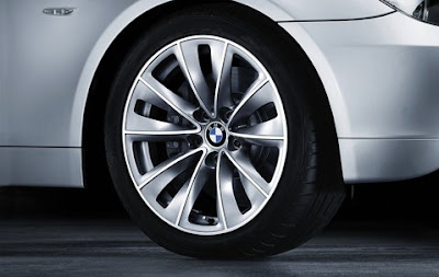 BMW Double spoke 247 – wheel, tyre set
