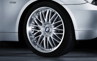 BMW 5 M cross spoke composite wheel 101