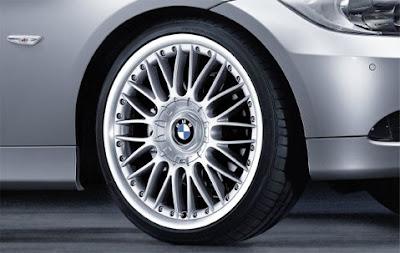 Bridgestone M cross spoke composite wheel 101