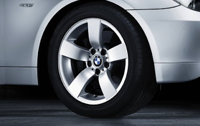 BMW Star spoke 122 – wheel, tyre set
