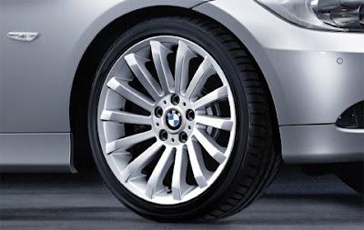 Radial spoke 196 – wheel, tyre set