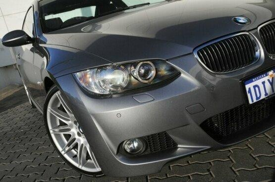 2009 BMW 323i Coupe