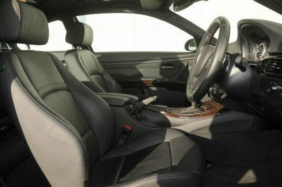 used BMW 323i interior