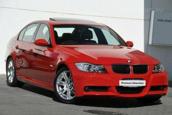 used 2008 BMW 320i Sedan