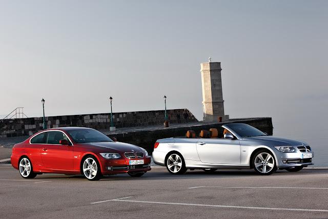 new BMW 335i model