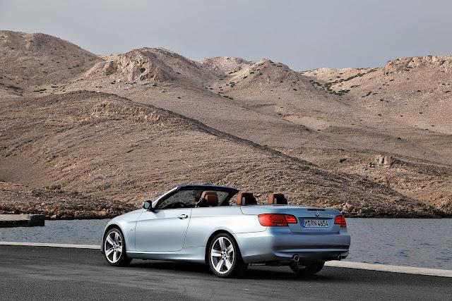 sporty BMW 335i