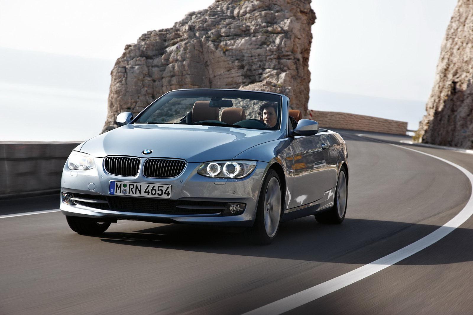 2011 E93 BMW Convertible Pics