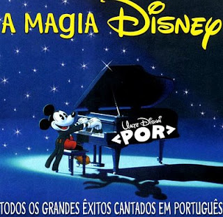 Download CD A Magia Disney Portugues