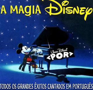 Download CD A Magia Disney Portugues