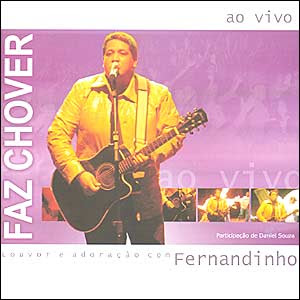 Download CD  Fernandinho Faz Chover