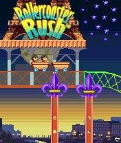 Jogo para celular   Rollercoaster Rush Download