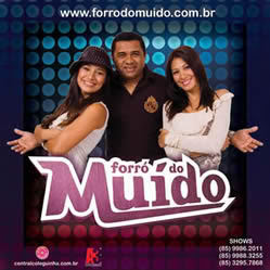 Cd Forró do Muído - Volume 5