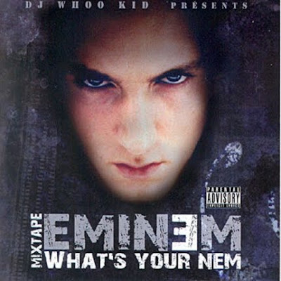 Cd Eminem - Whats Your Nem