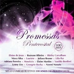 Download CD Promessas Pentecostal 100 Anos   2011