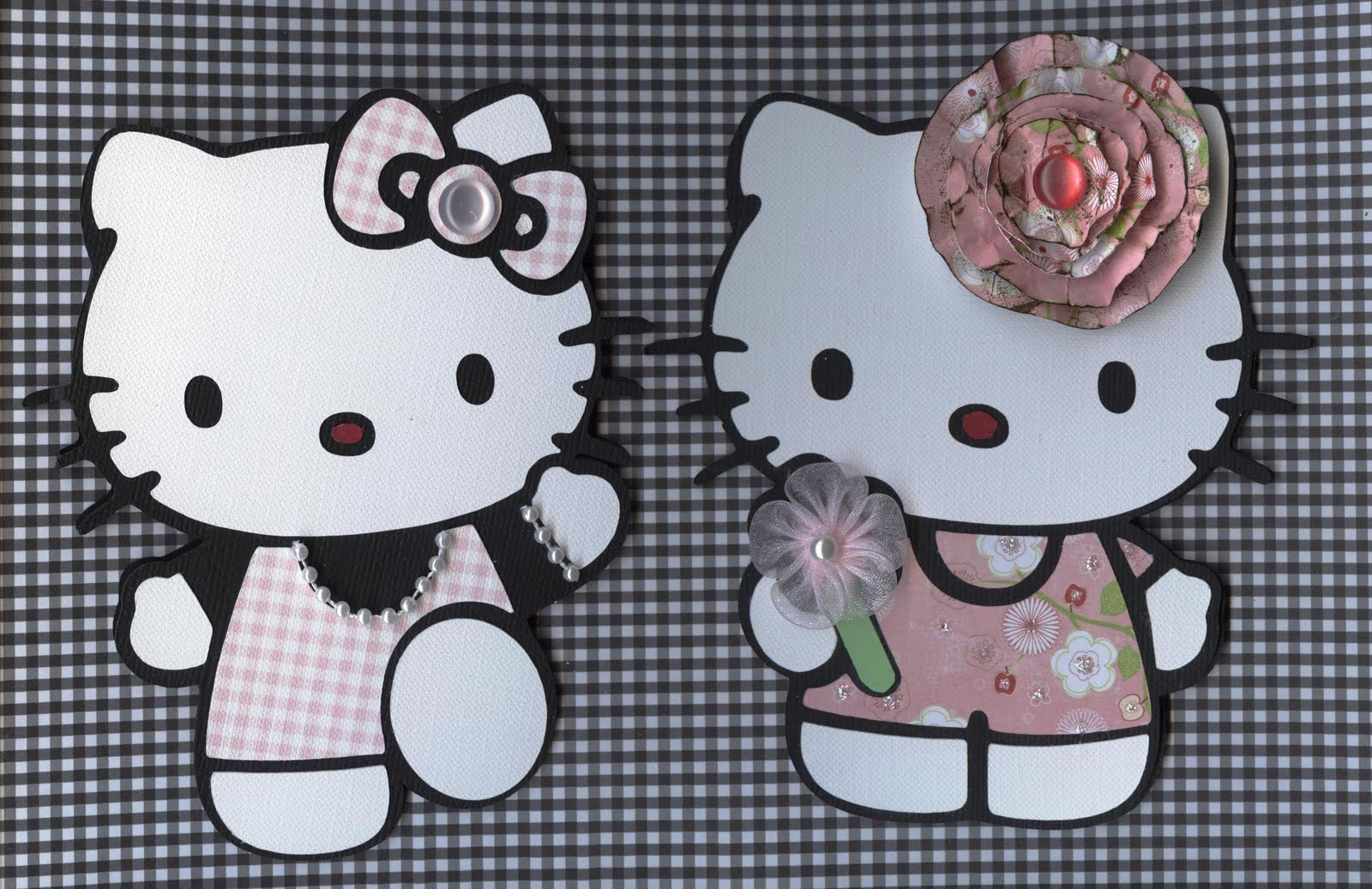 Cindys Wishes Hello Kitty Cards