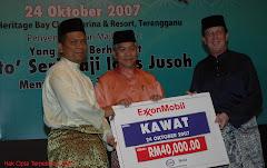 ExxonMobil Terus Penajaan Anugerah Kawat