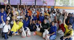 Futsal Antara Media Terengganu Meriah