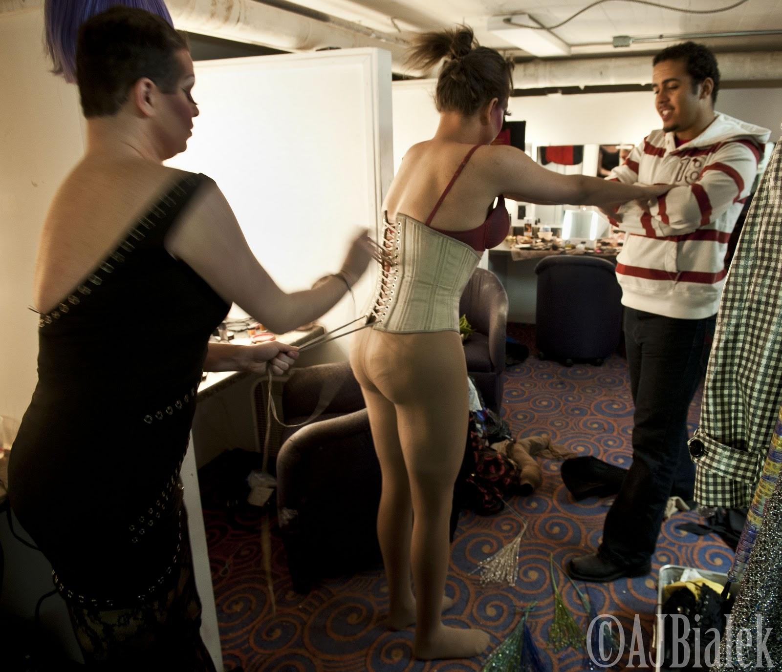 Male strip show ohio