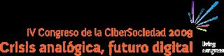 IV Congreso de la cybersociedad 2009